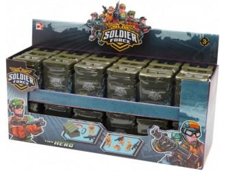545014 Set de joaca cu soldati Tiny Hero Pocket