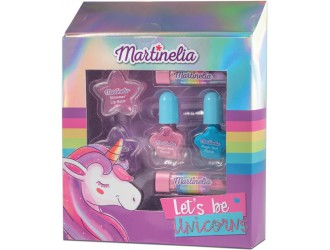 """30234 Set cosmetica MARTINELIA -""""Visele Unicornului""""(6 unit.)"""