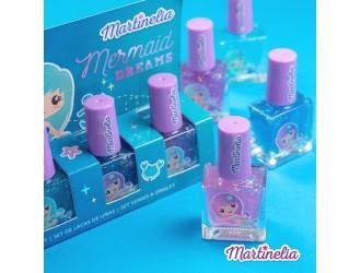 30401 Set de oje p/u unghii MARTINELIA  Little Mermaid 4 buc