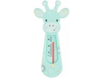 0776.01 Termometru p/u baie/ Girafe menta Babyono,