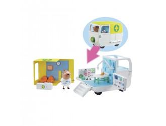 06722 Set Centru medical Peppa