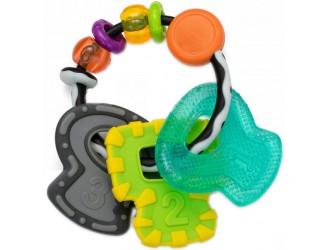 """2165701l INFANTINO Прорезыватель для зубов """"Ключи"""""""