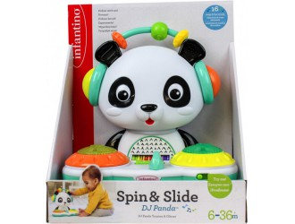 212017l Развивающая игрушка Infantino Диджей Панда