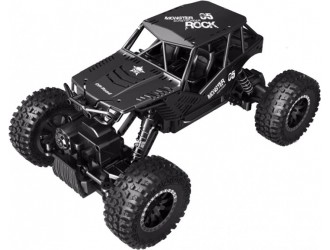 SL-111RHMBl Автомобиль на р/у Sulong Toys 1:18 Off-Road Crawler Tiger Матовый черный