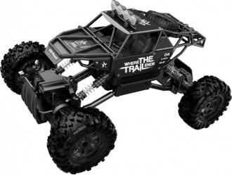 SL-121RHMBl Автомобиль на р/у Sulong Toys 1:14 Off-Road Crawler Where The Trail Ends Матово-черный