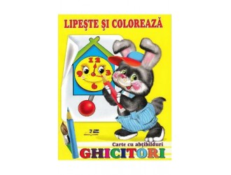 17808 Ghicitori - (iepure)