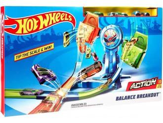 """FRH34 Hot Wheels Тrack """"Balance Breakout"""""""