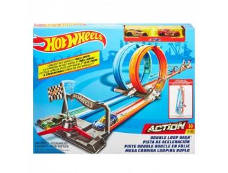 "GFH85 Hot Wheels ""Double Loop Dash"""