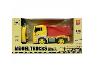 WY1510A  Masina cu radio-control Construction Truck (lumina / sunet)