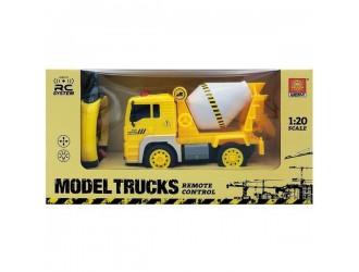 WY1510D  Masina cu radio-control Construction Truck (lumina / sunet)