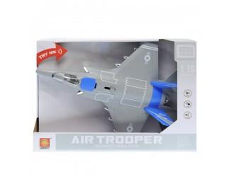 WY770B 1:20 Avion cu inertie Jet Fighter (lumina/sunet)