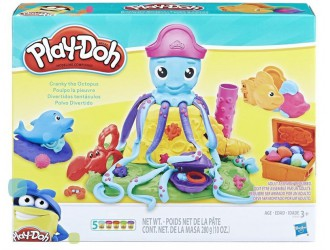 E0800 Set jucarii Hasbro Play-Doh Cranky The Octopus