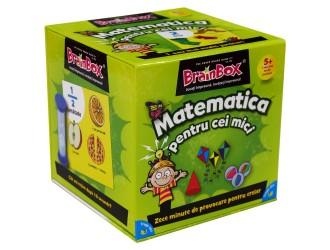 Joc Brainbox Matematica pentru cei mici