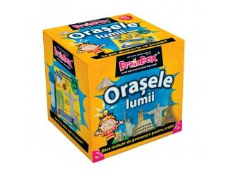 Joc Brainbox Orasele lumii