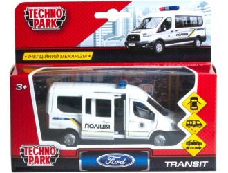 SB-18-18-P-WB Model auto - FORD Politie Techno Park