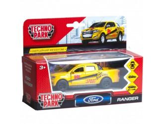 SB-18-09-FR-S  Машина Технопарк Ford Ranger Sport