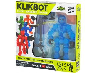TST1600Blu Figurina Stikbot KLIKBOT S1 (albastru)