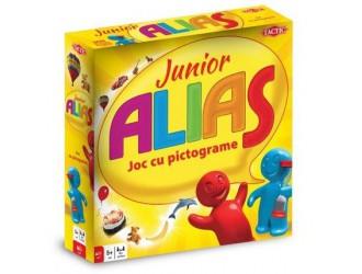 Alias Junior - joc de masa