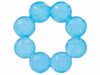 206105I Jucarie pentru dentitie cu apa Infantino (albastra)