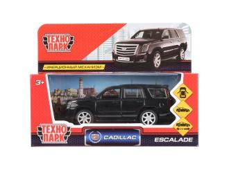 ESCALADE-BK Машина Технопарк CADILLAC ESCALADE