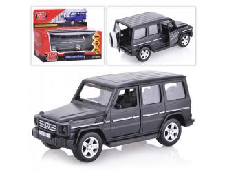 G-СLASS-BK Автомодель Технопарк MERCEDES-BENZ G-CLASS черный  1:32