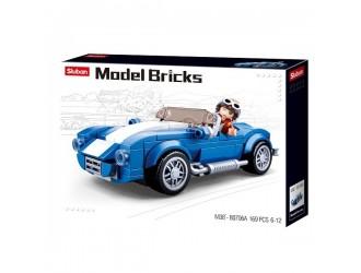 B0706A CONSTRUCTOR MODEL BRICKS  COBRA GT 40