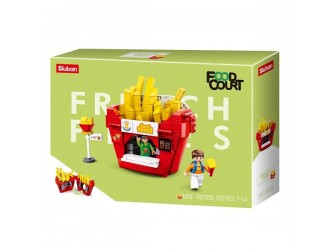 B0705B CONSTRUCTOR FOOD COURT  FRENCH FRIES HOUSE