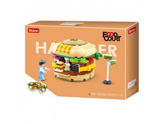B0705A CONSTRUCTOR FOOD COURT  HAMBURGER HOUSE