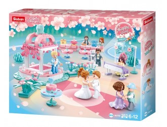 B0768 CONSTRUCTOR GIRL IS DREAM HAPPY DIARY