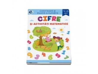 178883 Cifre si activitati matematice 4-6 ani