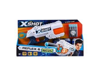 36378Z Blaster X-Shot EXCEL Reflex 6 (3 b. 16 cartuse)