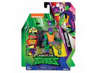 80827 Figurina Testoasa Ninja Donatello 12 cm cu accesorii TMNT