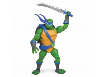 80826 Figurina Testoasa Ninja Leonardo 12 cm cu accesorii TMNT