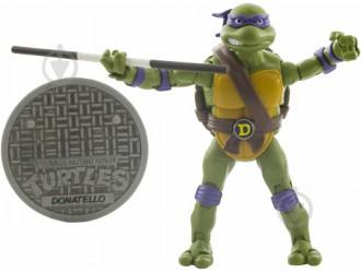 91082 Figurina Donatello Testoasele Ninja 15 cm 34 puncte de articulatie TMNT