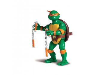 91084 Figurina Michelangelo Testoasele Ninja 15 cm 34 puncte de articulatie TMNT
