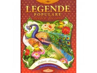 74122 Legende populare pentru fiecare. (P. Ghetoi)