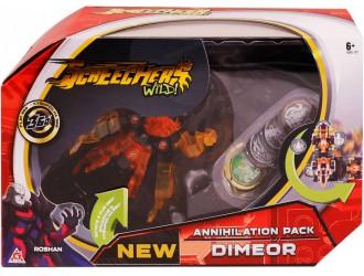 EU684502 Masina transformer SCREECHERS WILD! S2 L3 - DIMEOR