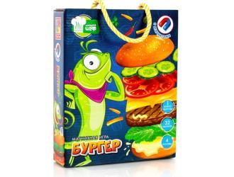 """VT2310-02 Joc magnetic """"Burger (l.rusa)"""