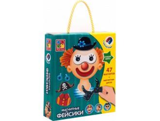 """VT3702-09 Joc magnetic """"Decoreaza Fete"""" (l.rusa)"""