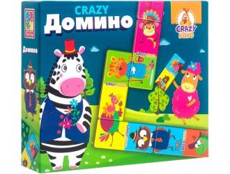 """VT8055-04 Joc de masa """" Crazy Domino"""" (l.rusa)"""
