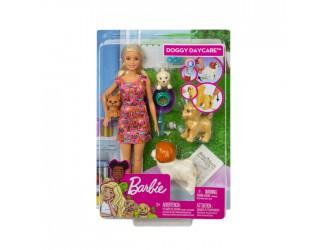 FXH08 Set Barbie Doggy Daycare