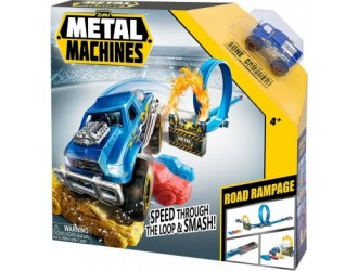 6701 Set de joaca  METAL MACHINES – Road Rampage