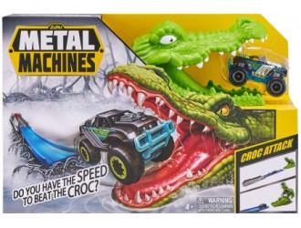 6718 Set de joaca METAL MACHINES – Crocodil