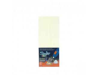 3DS-ECO09-GLOW-24 Set tije pentru 3D-pix  3Doodler Start - Lumineaza in intuneric