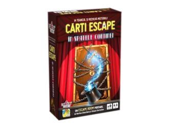 Игра Escape карты - За занавесом