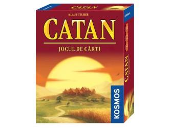 Catan game - карточная игра с быстрым темпом