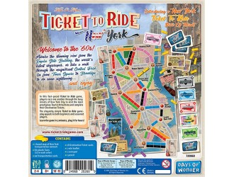 Joc Ticket to Ride New York
