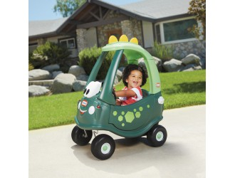 173073E3  Masinuta pentru copii Cozy Coupe Dinozaur Little Tikes