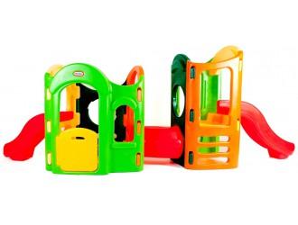 440W00060  Spatiu de joaca complex 8 in 1 Playground Little Tikes