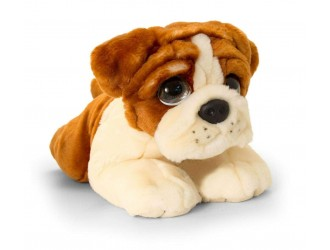 SD2529 Jucarie moale Signature Cuddle Puppy 32cm-Bulldog